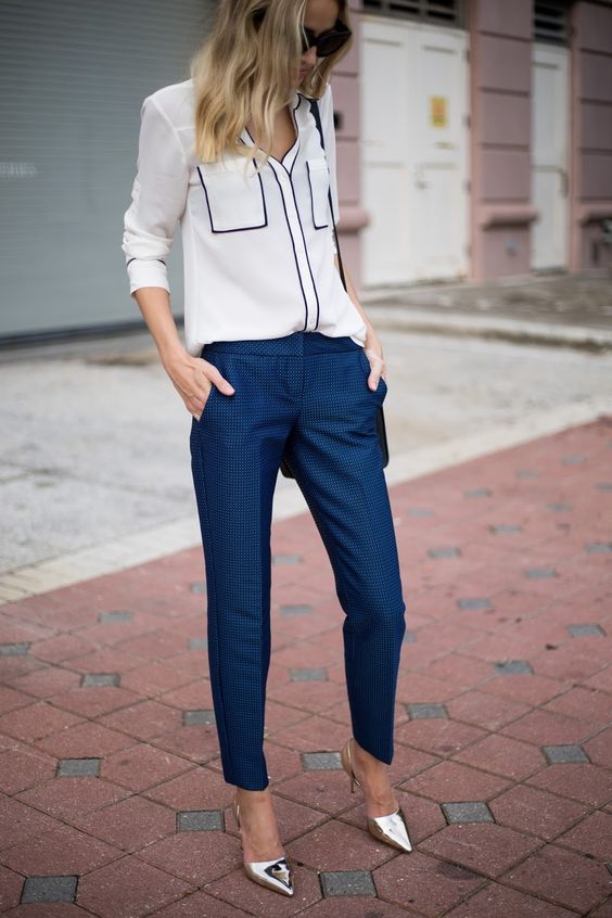 moda do pracy
